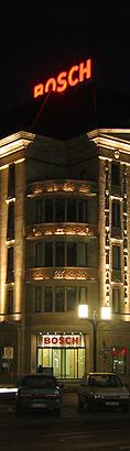 Bürogebäude von Bosch - Kunat und Haack Architekten/Ingenieure in Berlin - Architekturbüro, Bauplanung, Baumanagement, Denkmalpfglege, Baukonzept, Bauleitung für: Wohnen, Verkehr, Industrie, Sport, Verwaltung, Gastronomie etc.