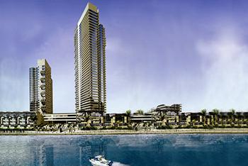 Apartments Dubai Al Sahab Marinakomplex