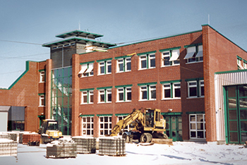 Betriebshof Frankfurt