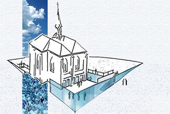 Wettbewerb Essen - Evangelische Marktkirche