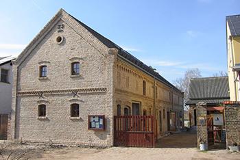 Gutshof Paretz - Sanierung und Umbau - Hauptgebäude