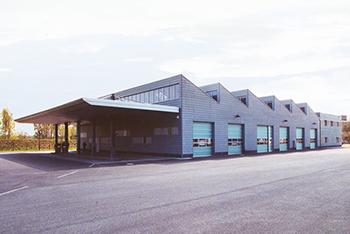 Ominbusbetriebshof Freiberg
