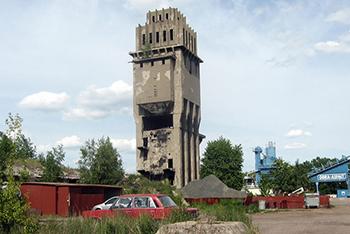 Turm Stettin