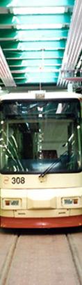 Straßenbahn, Verkehrsplanung von Kunat und Haack Architekten/Ingenieure in Berlin - Architekturbüro, Bauplanung, Baumanagement, Denkmalpfglege, Baukonzept, Bauleitung für: Wohnen, Verkehr, Industrie, Sport, Verwaltung, Gastronomie etc.